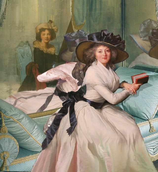 Le Boudoir de la Reine Marie-Antoinette