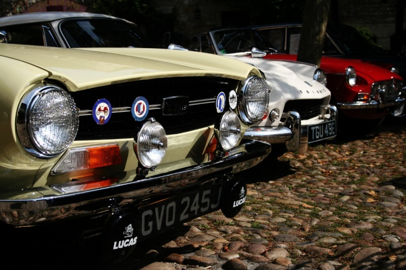 Triumph TR6 PI - 1971 2013-013