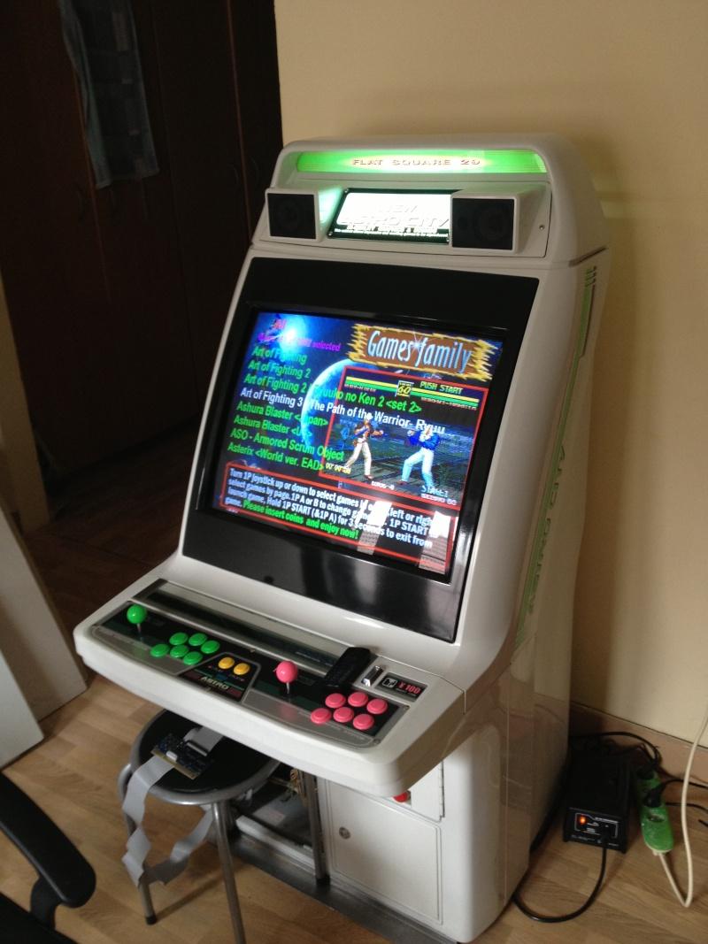 [Vendu] Sega New Astro City avec 3000 jeux Img_0017