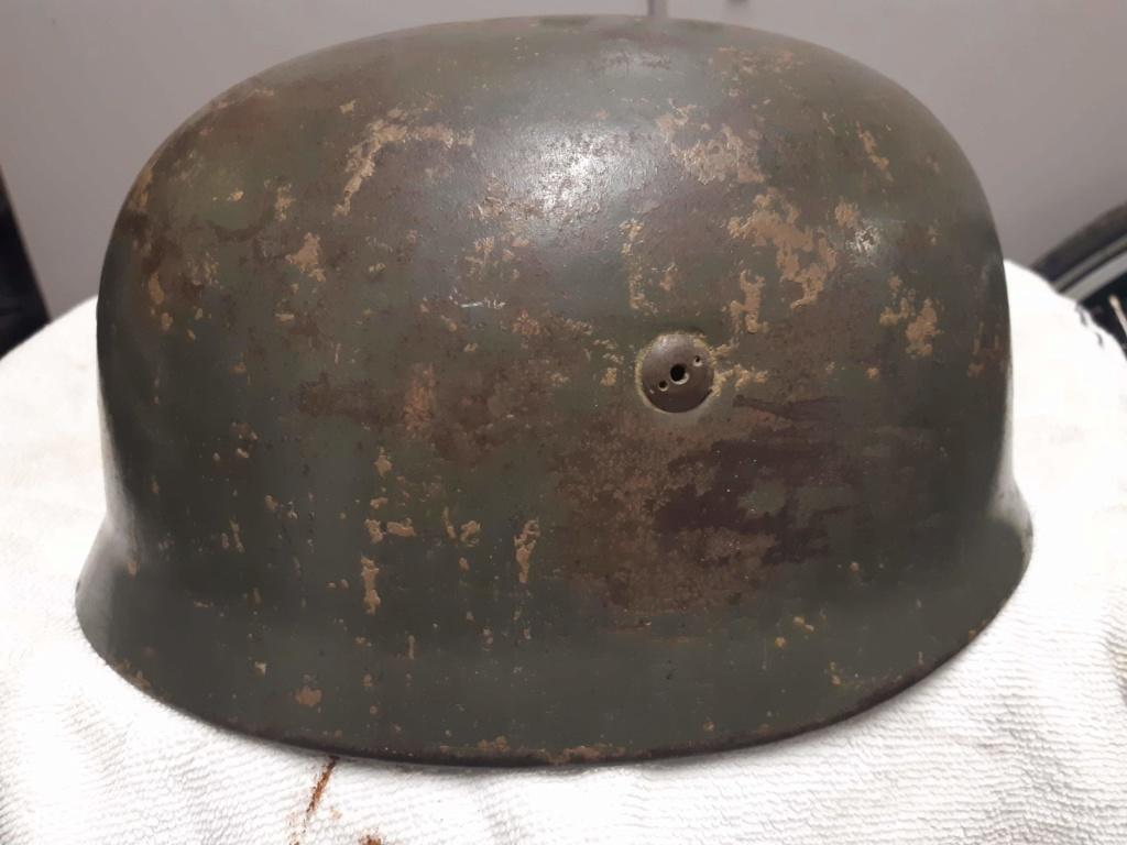 identification et authenticité casque para M38 Receiv19