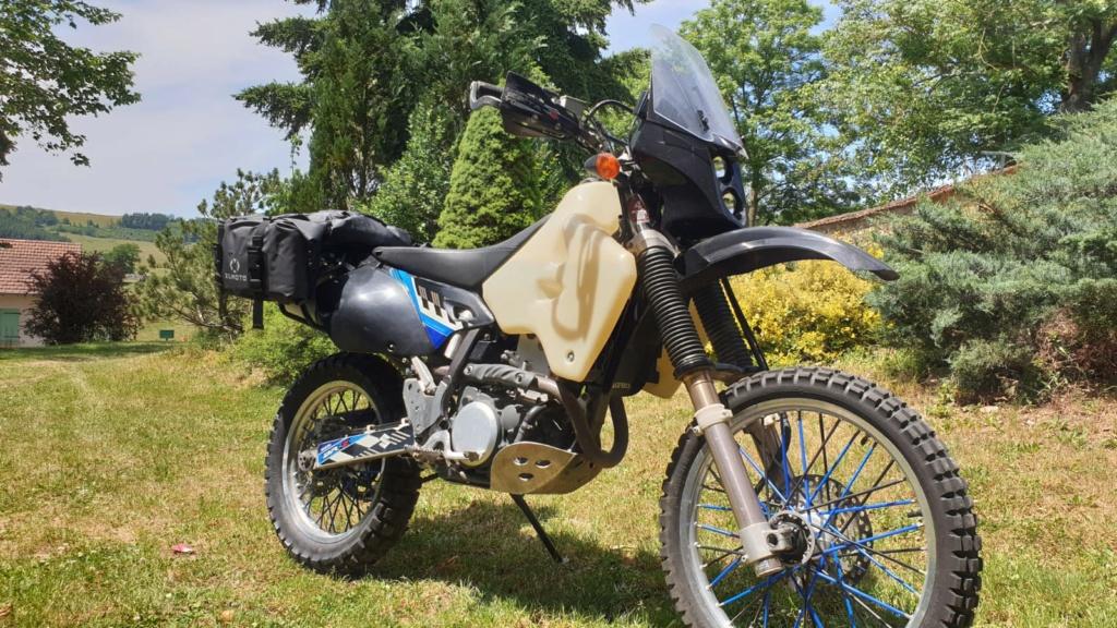 Suzuki 400 DRZ Prepa Rally 0112a310