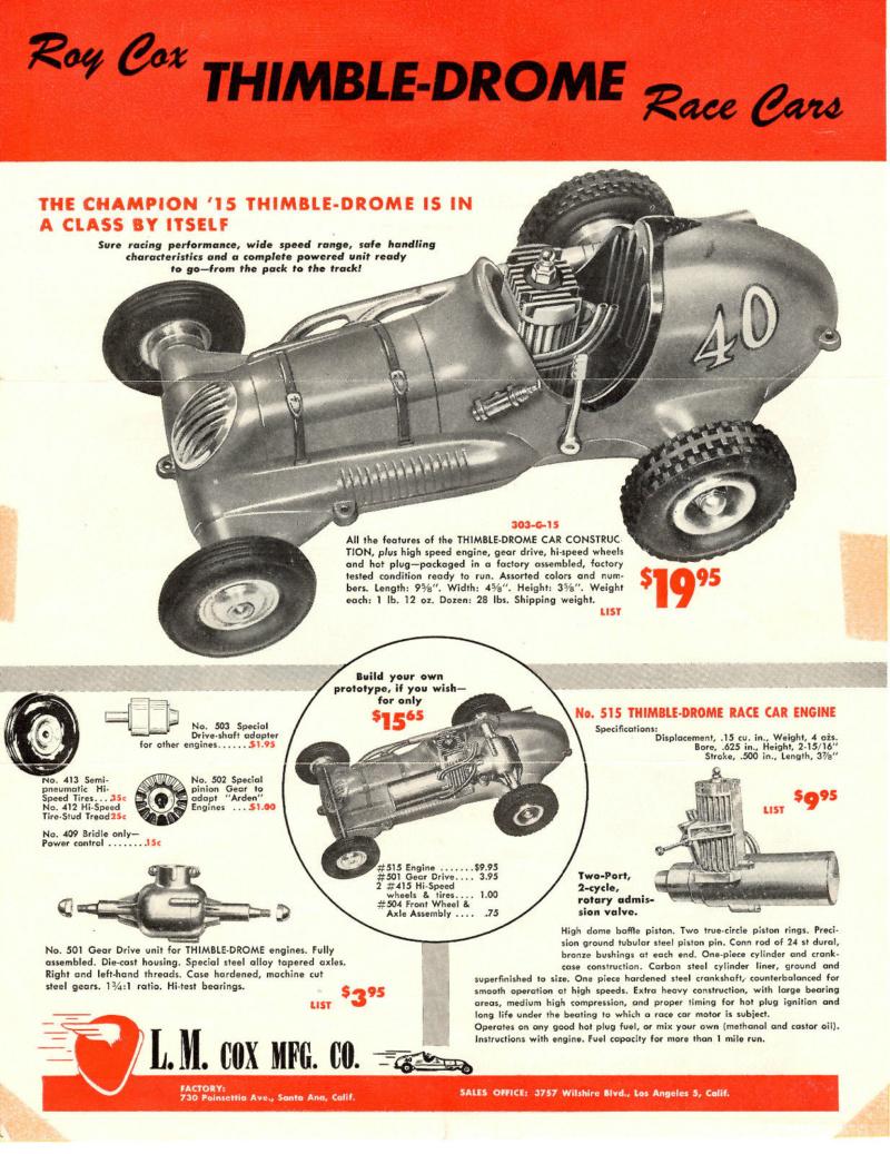Roy Cox Thimble Drome Champion tether car Cox_0210