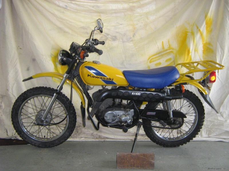1975 Kawasaki KT250 Kawasa10