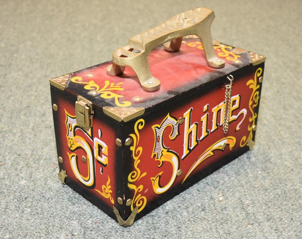 Box #1 - Avoiding sensory overload Shoesh10