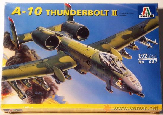 A-10 THANDERBOLT II 96714610