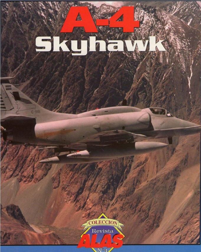 A-4 SKYHAWK Oaca_a54