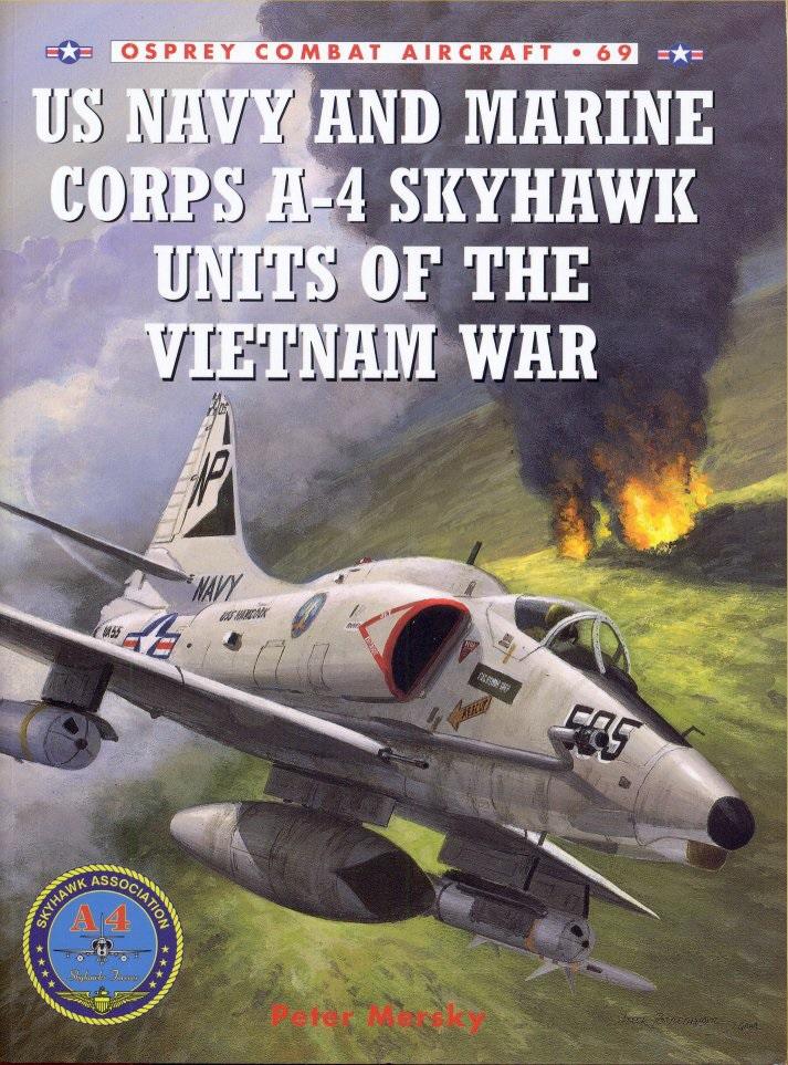 A-4 SKYHAWK Testr111