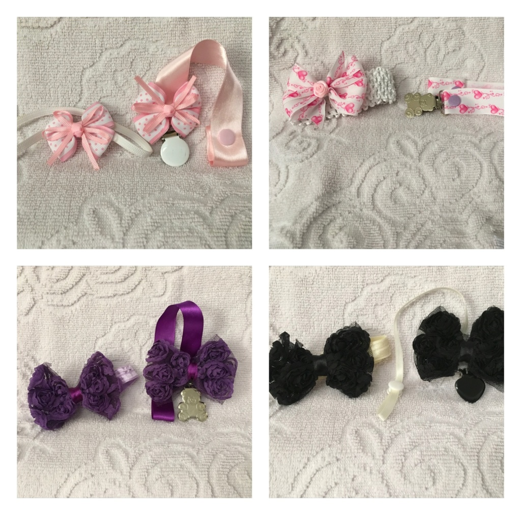 Paci clips and sooo much more!! 934a2a10