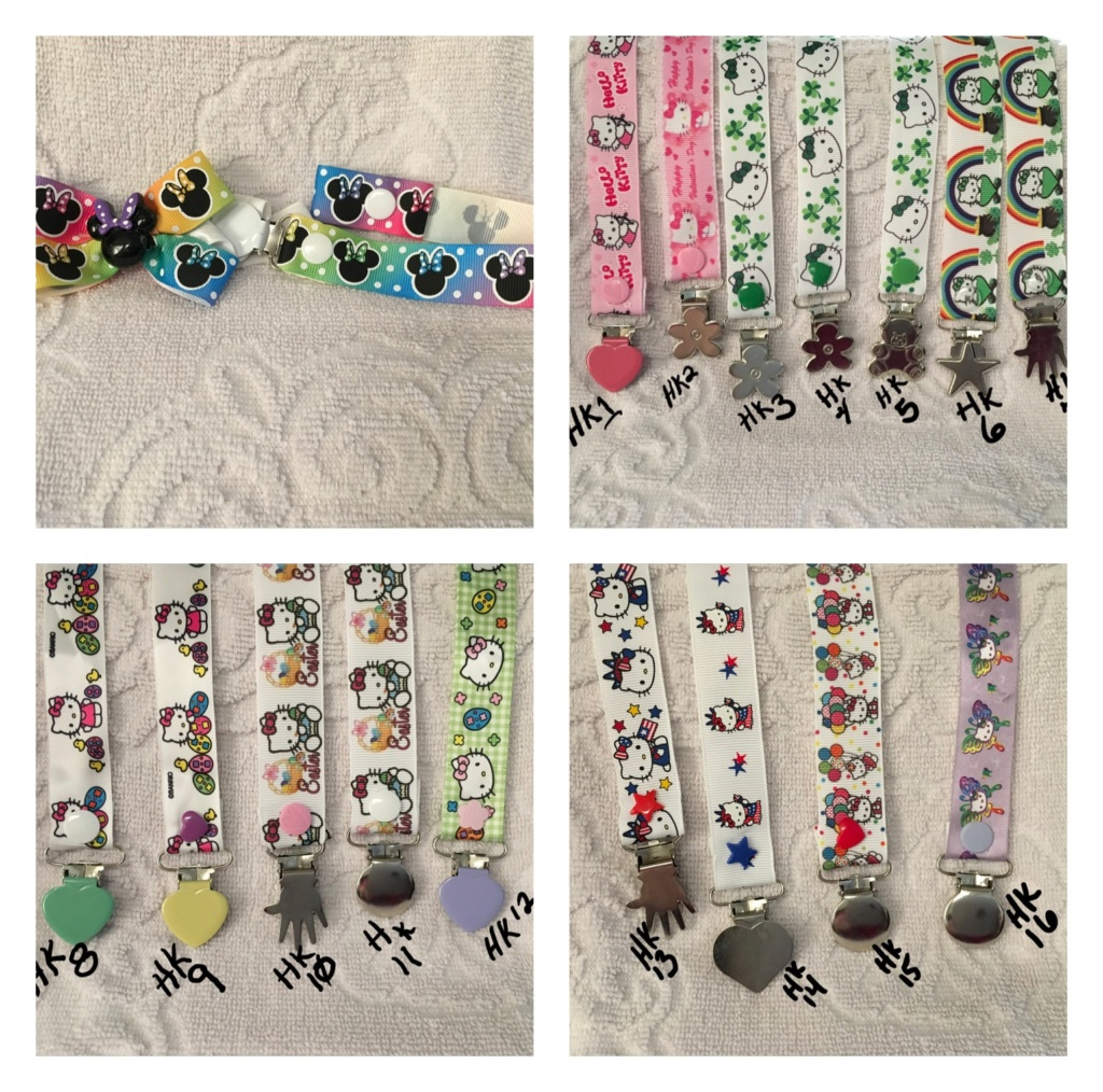 Paci clips and sooo much more!! Acc46010