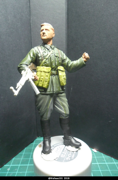 German Wehrmacht Cavalry 1/16 Dragon fini! - Page 7 Sam_1523