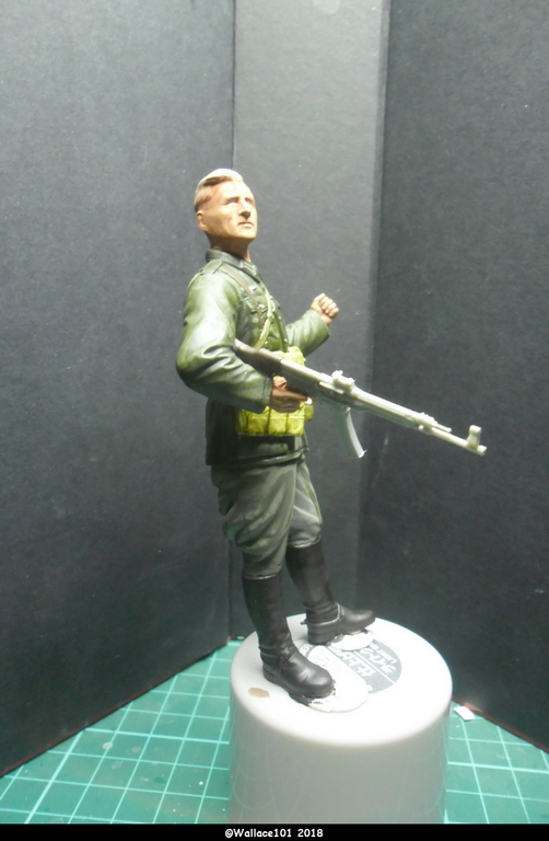 German Wehrmacht Cavalry 1/16 Dragon fini! - Page 7 Sam_1525