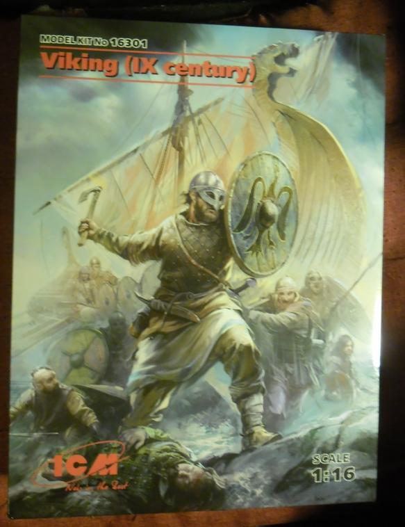 Viking IX siècle ICM 1/16 Sans_t12