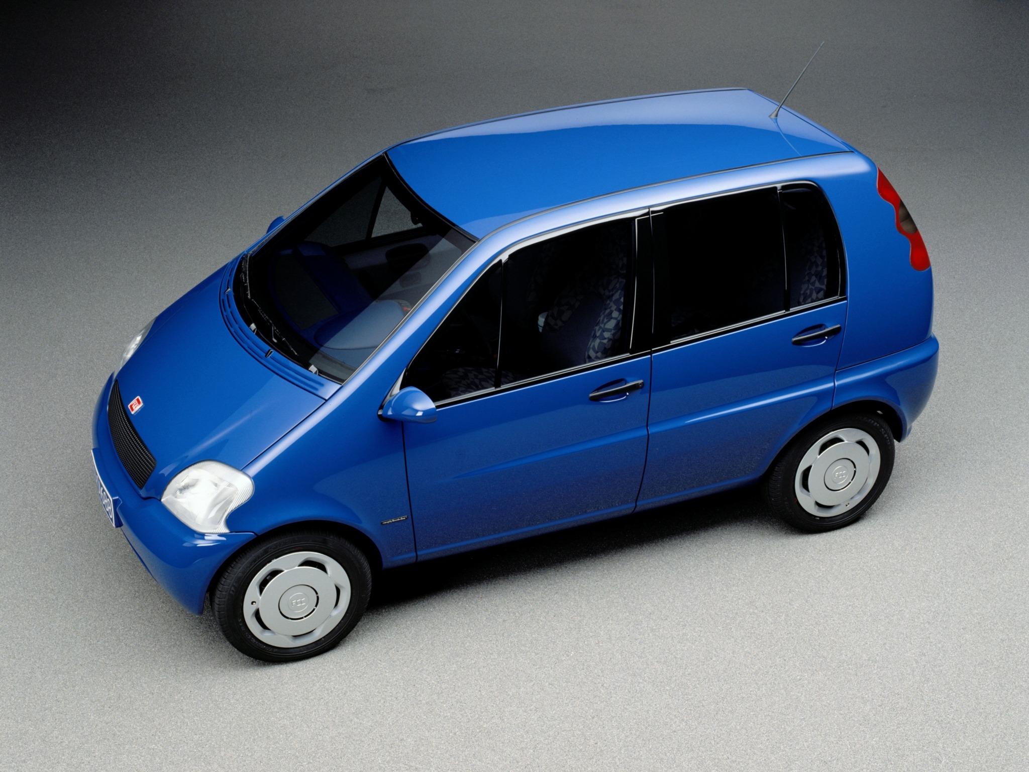 (CONCEITO): Mercedes-Benz FCC Concept 1994 00f6a610