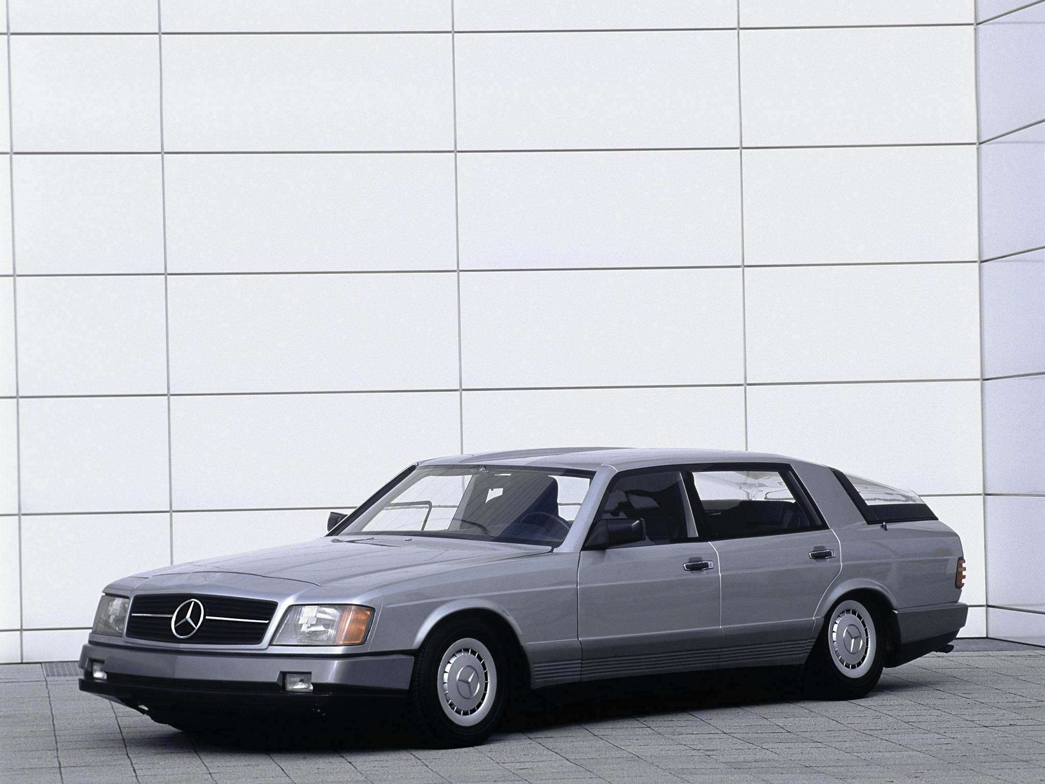 (CONCEITO): Vídeo - Mercedes-Benz 1981 - Auto 2000  0af55210