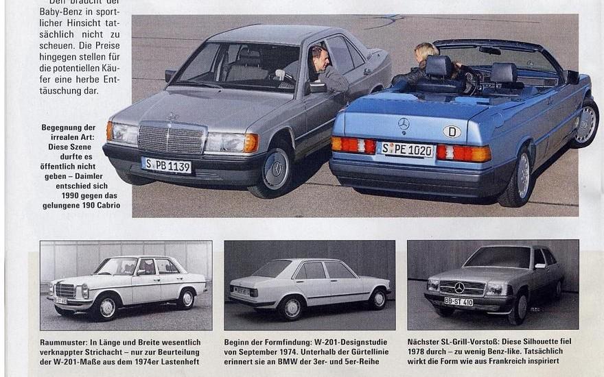(W201): 190E Stadtwagen 1984 0cdbe710