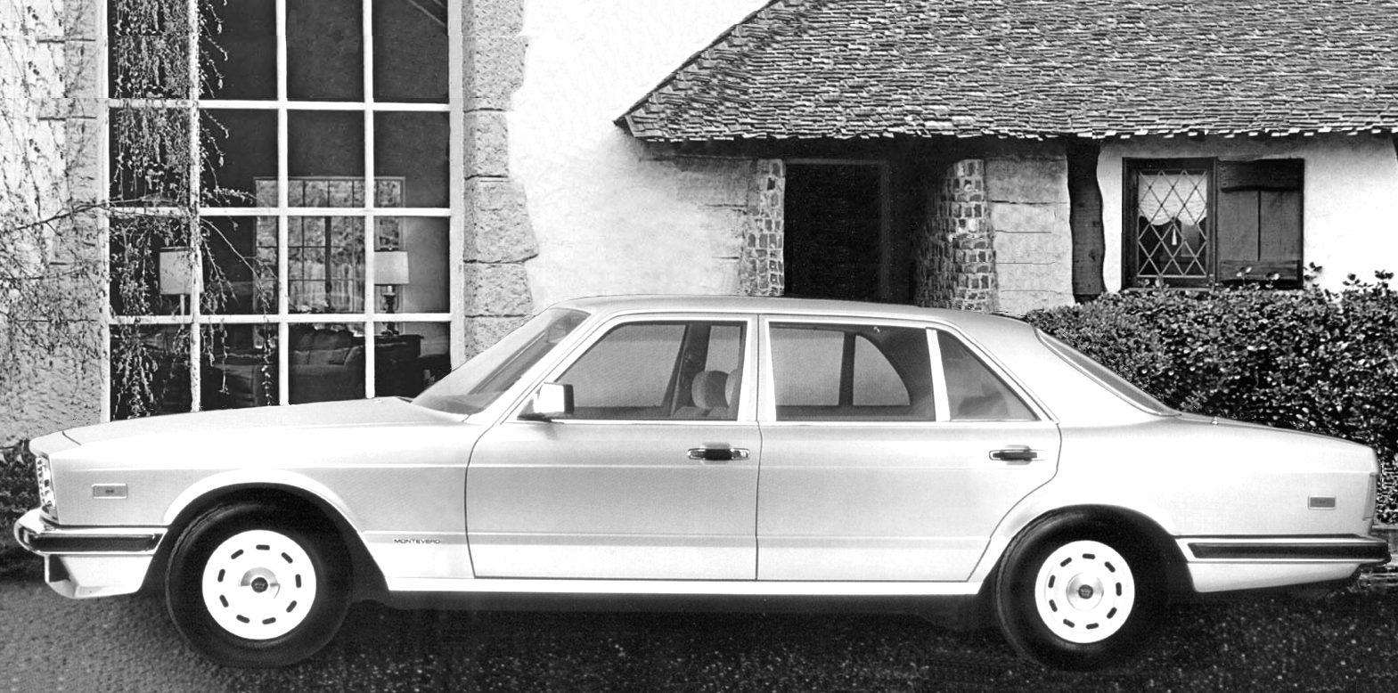 (W126): A versão Monteverdi Tiara da montadora suiça Monteverdi® 0e10d210