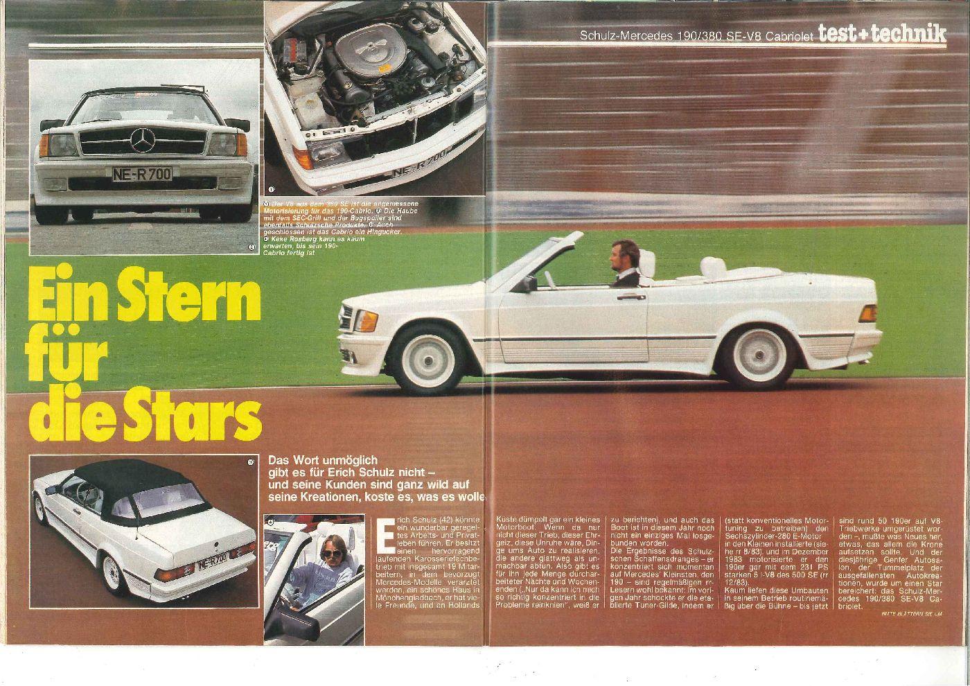 (W201): A versão coupe da Schulz® 0e492910