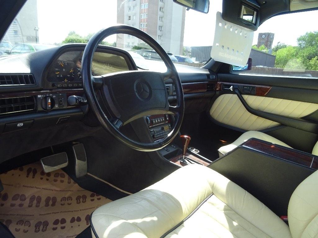 (V126): Classe S 1000SEL 1989 TRASCO® 12848b10
