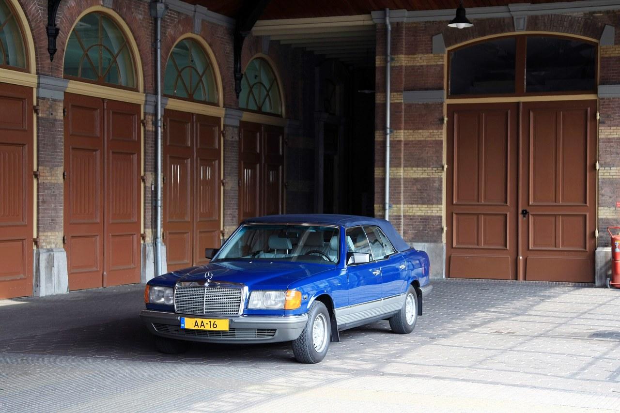 (W126): Caruna® - 380SEL 1984 conversível  14f9f810