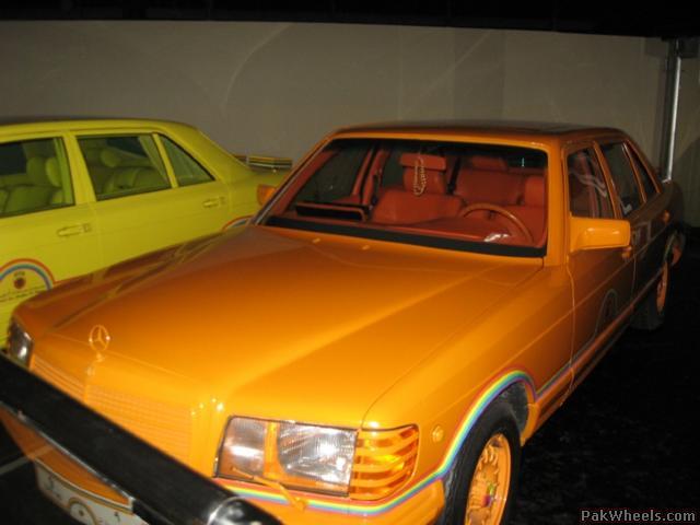 (V/W126): As exóticas Classe S do Sheik Hamad Bin Hamdan Al-Nahyan - SGS Styling Garage Hamburg® 14fe5f10