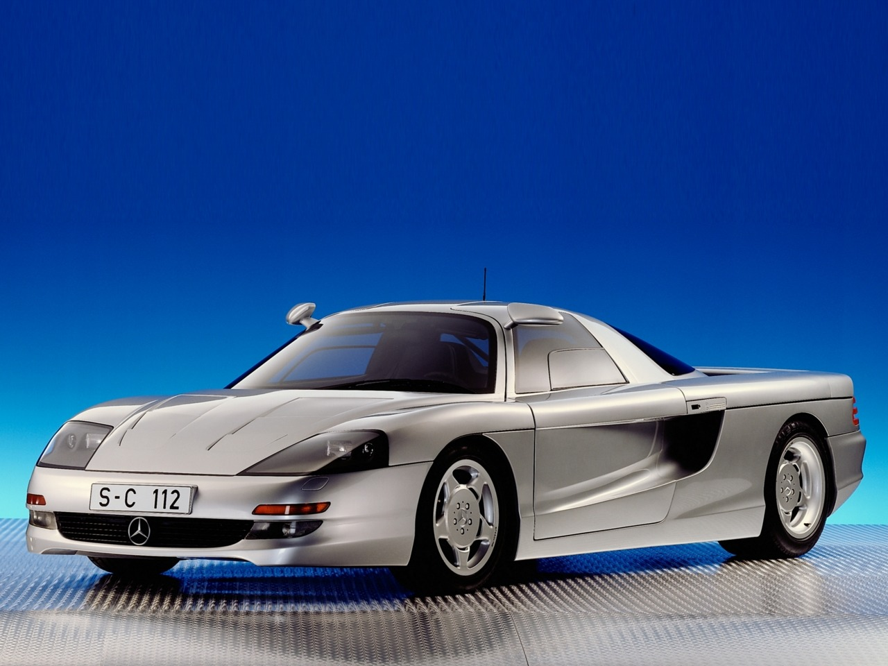 (CONCEITO): Mercedes-Benz C112 Concept 1991 15546c10