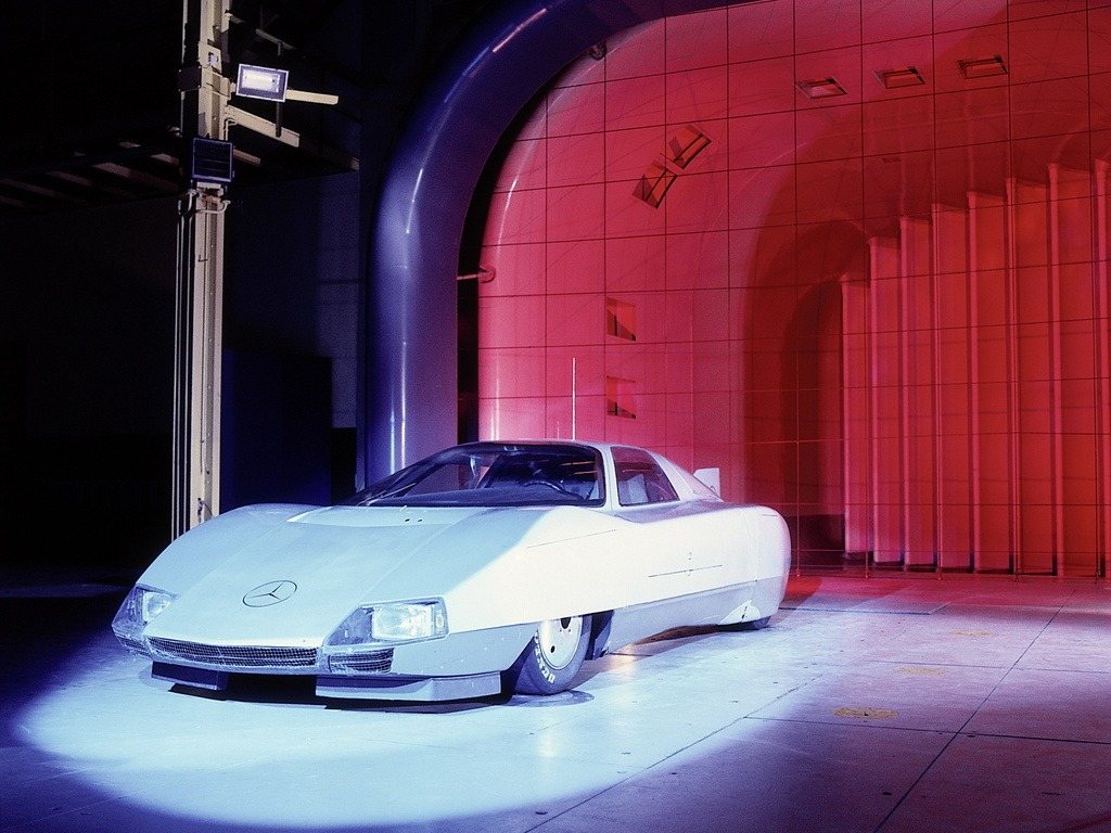 (CONCEITO): Mercedes-Benz C111-III Diesel Concept 1978 1a3b1d10