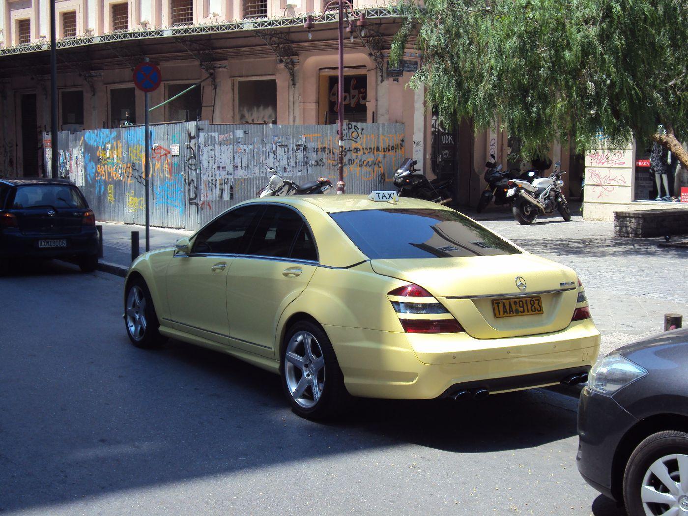 (CURIOSIDADE): Táxis Mercedes-Benz pelo mundo - Página 2 1b204910