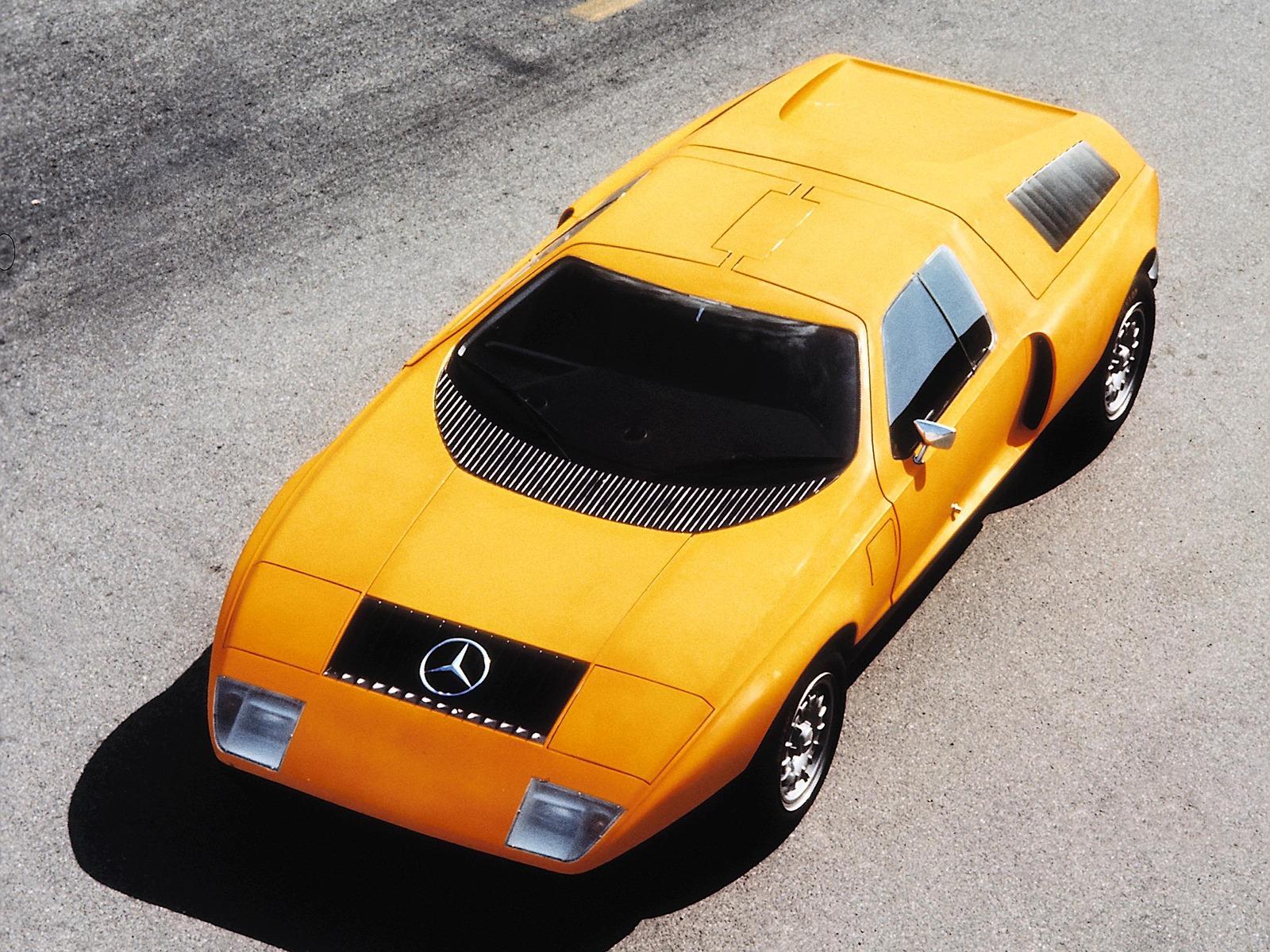 (CONCEITO): Mercedes-Benz C111-I Concept 1969 1b7ea210