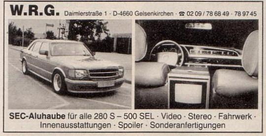 (W.R.G.): As conversões da empresa alemã  230bae10