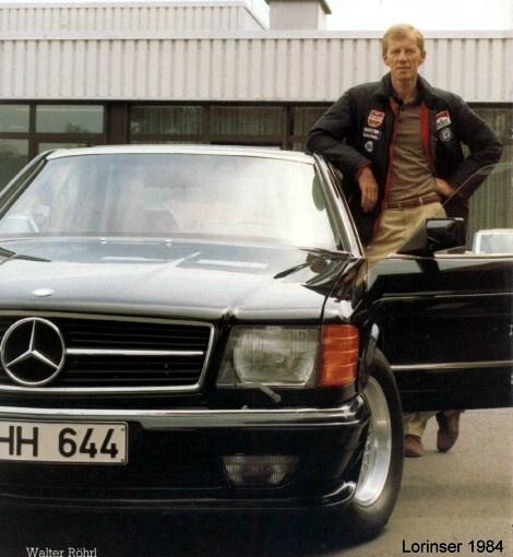 (C/W126): A Classe S e os pilotos de Formula 1 26039910