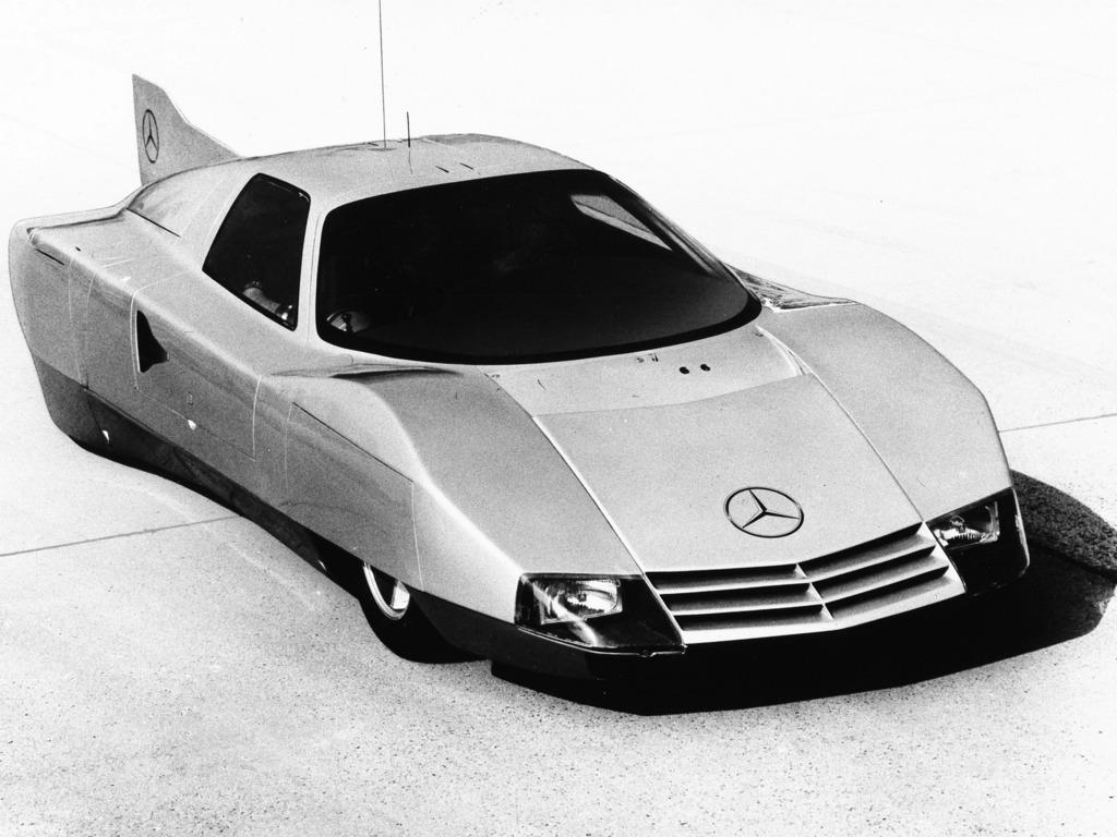 (CONCEITO): Mercedes-Benz C111-III Diesel Concept 1978 26a10510