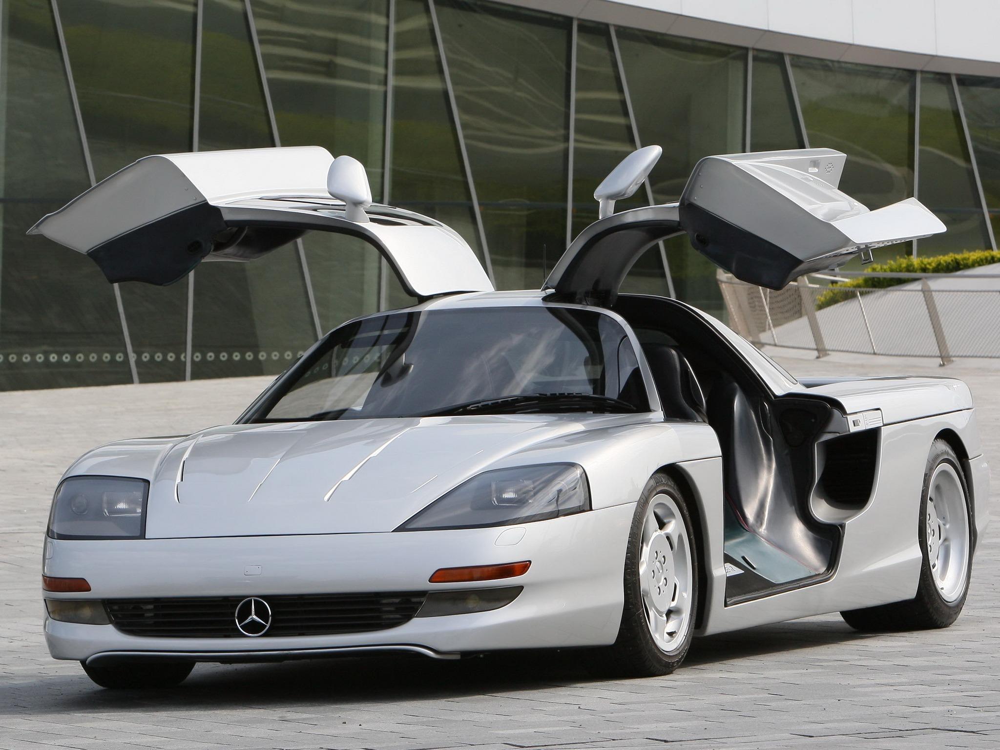 (CONCEITO): Mercedes-Benz C112 Concept 1991 2a39e710