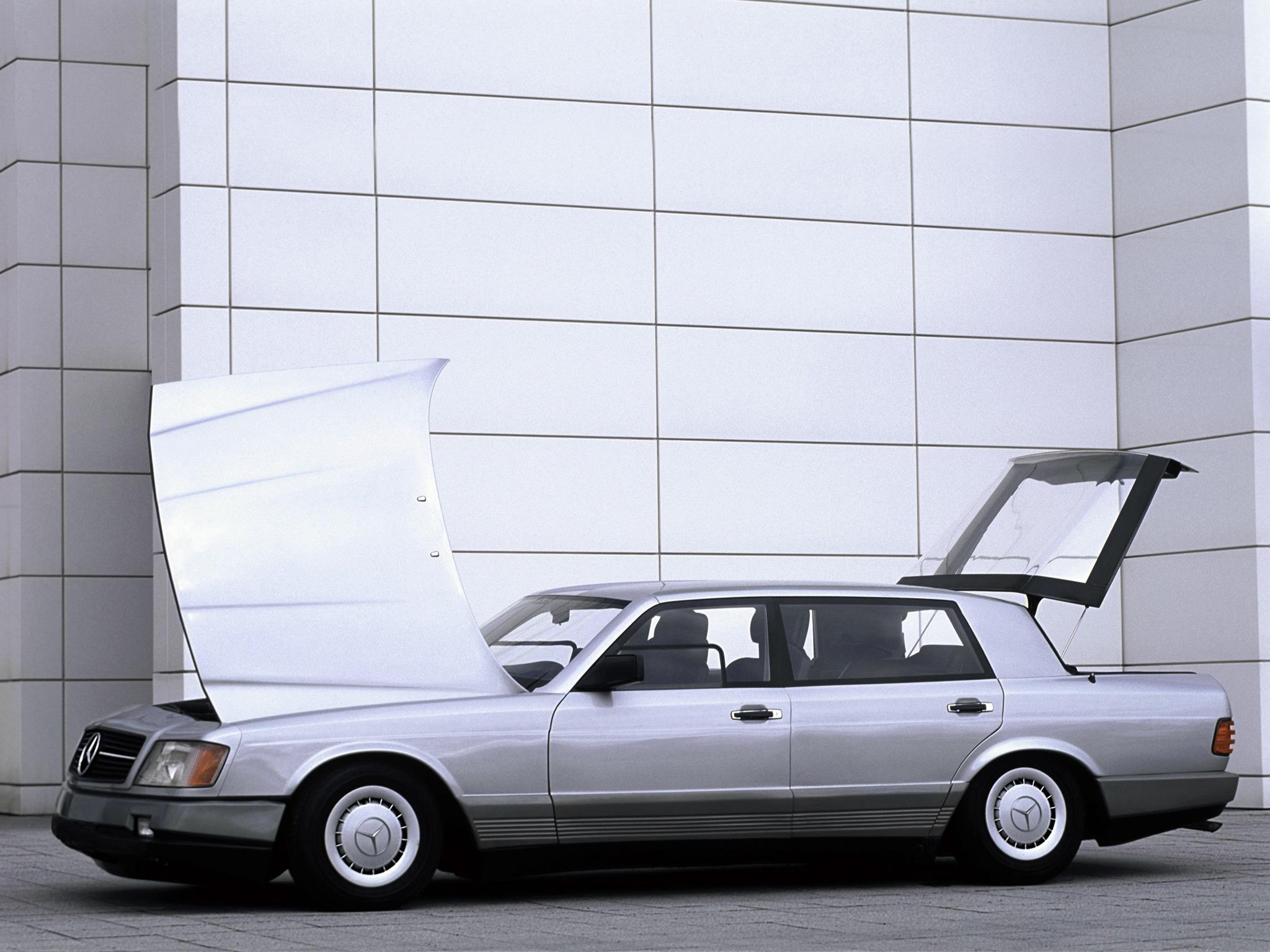 (CONCEITO): Vídeo - Mercedes-Benz 1981 - Auto 2000  2e8ec510
