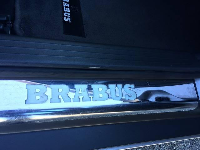 (W203): Classe C BRABUS 3.2 2001 3646fc10