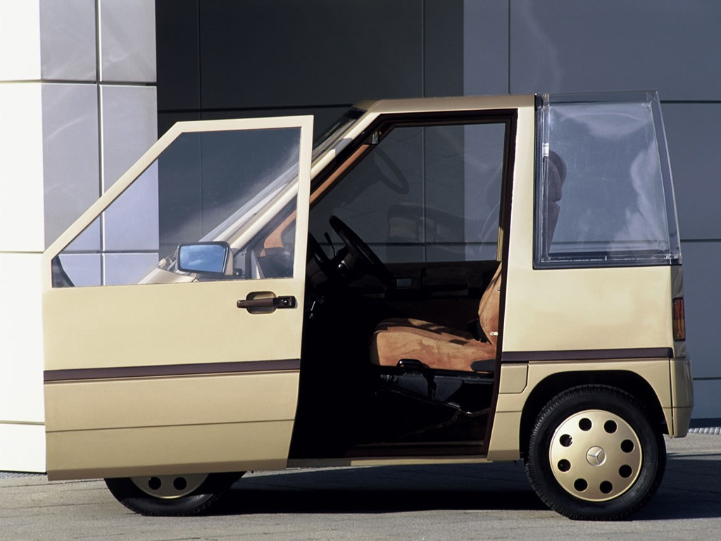 (CONCEITO): Mercedes-Benz NAFA Concept 1982 462bc210