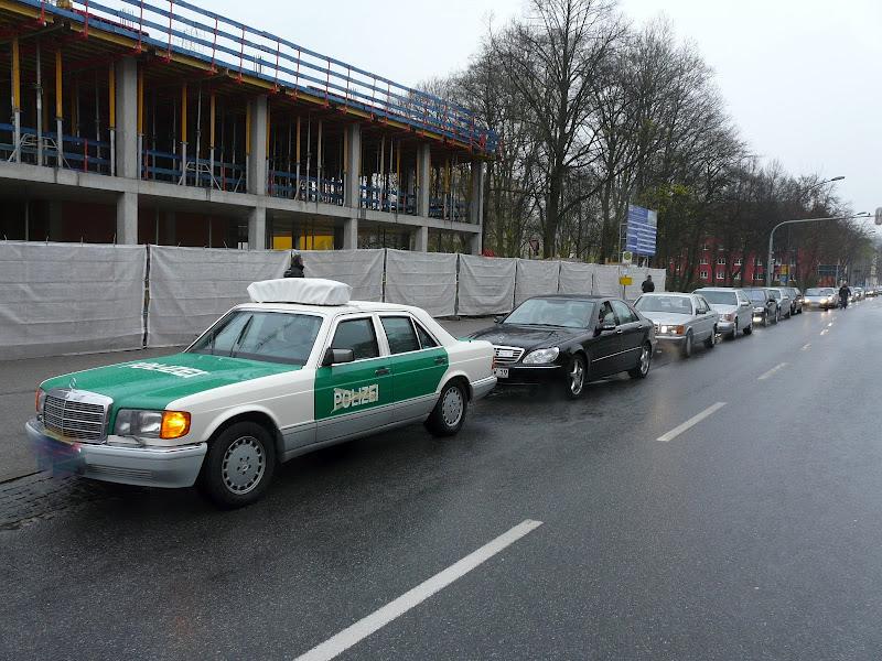 (W/B): Classe S 420SE B7 da polícia alemã  49391310