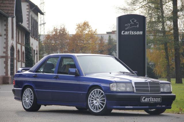 (W201): 190E Azzuro Carlsson® 51143110