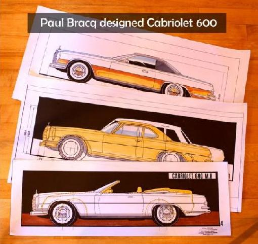 (A/C100): Os projetos de Paul Bracq 543fd410