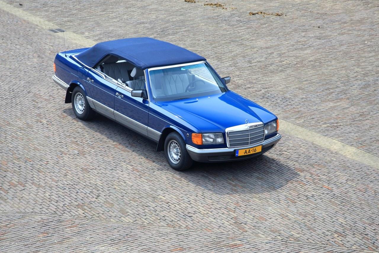 (W126): Caruna® - 380SEL 1984 conversível  5e489910
