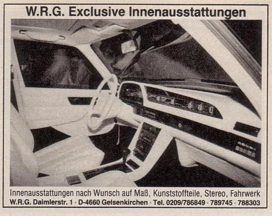 (W.R.G.): As conversões da empresa alemã  60c0f410