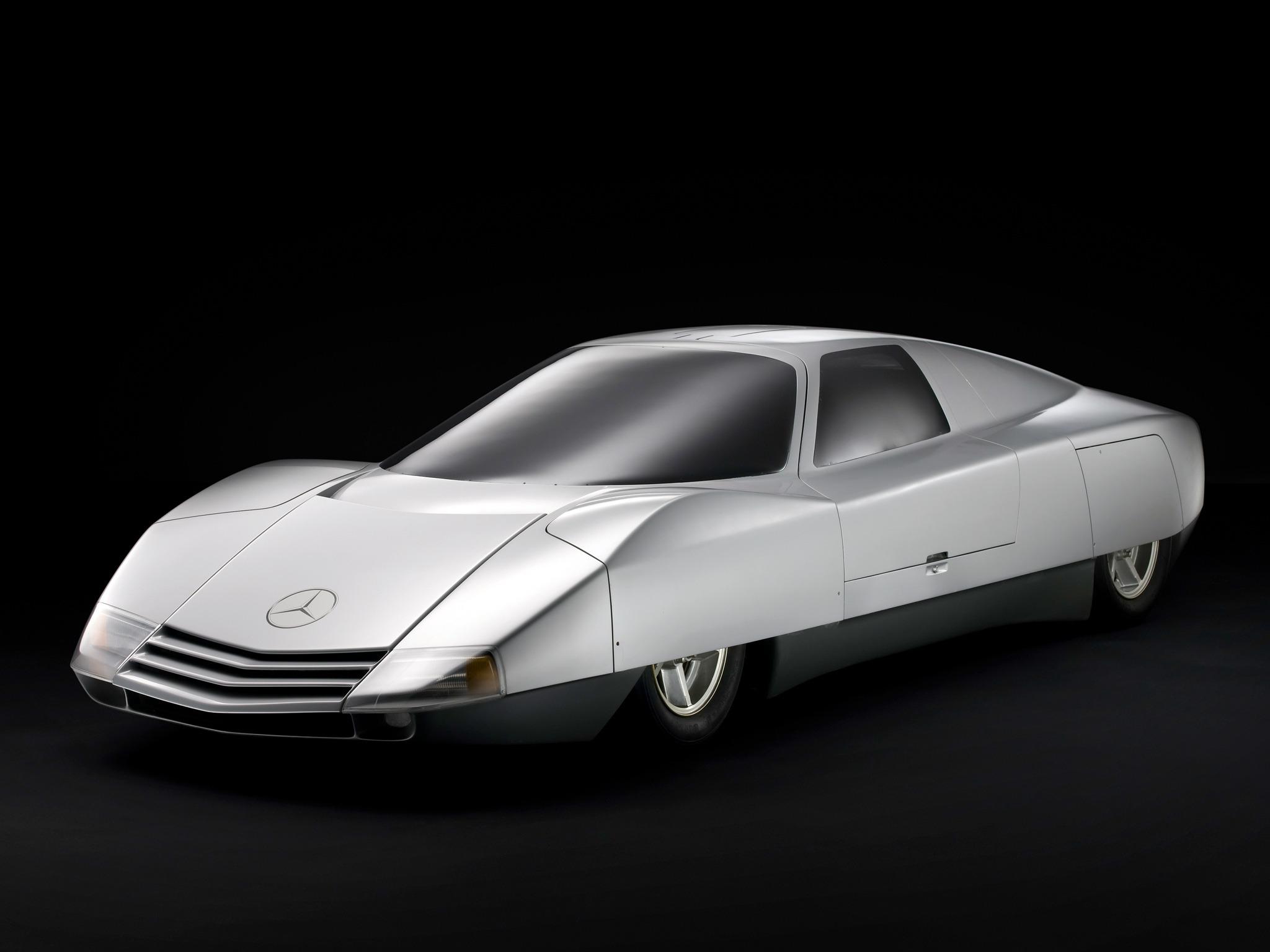 (CONCEITO): Mercedes-Benz C111-III Diesel Concept 1978 61c0e510