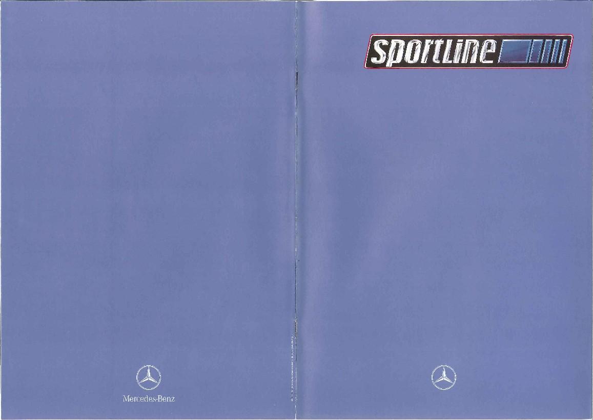 (W201): Catálogo Sportline para o mercado dinamarquês  72133a10