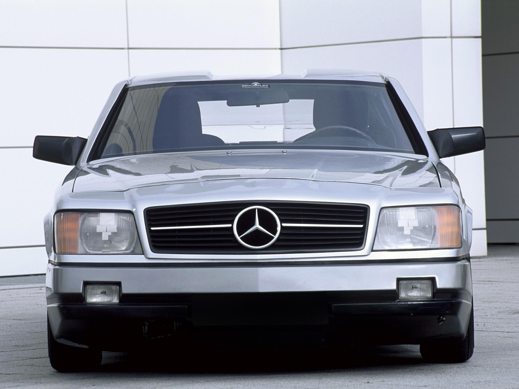 (CONCEITO): Vídeo - Mercedes-Benz 1981 - Auto 2000  762b8610