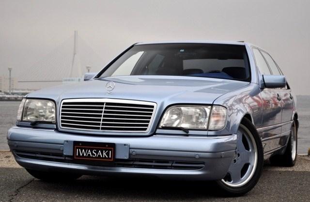 (W140): S600 7.0 AMG Designo® - 4 assentos Recaro® - azul/azul 7bcf5210