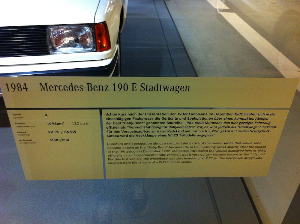 (W201): 190E Stadtwagen 1984 7f68c010