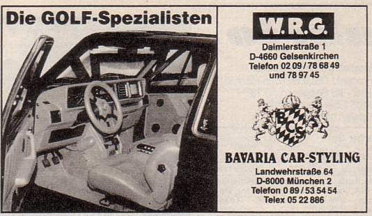 (W.R.G.): As conversões da empresa alemã  812f8310