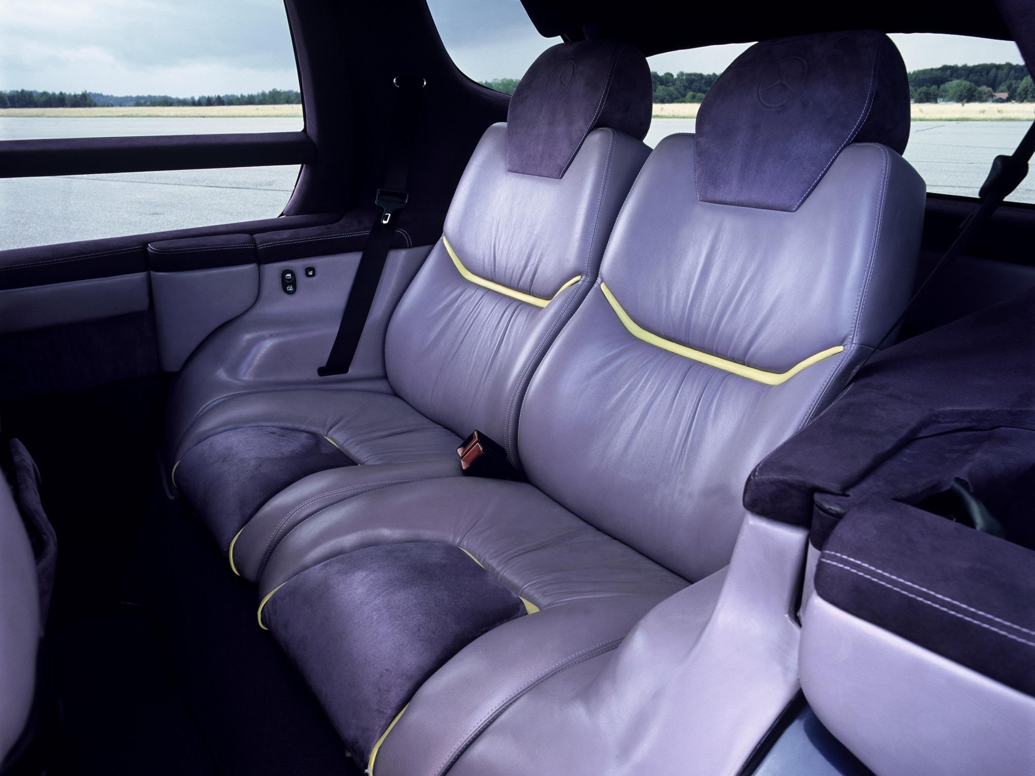Curiosidade: Mercedes F100, um carro-conceito esquecido 830c7910