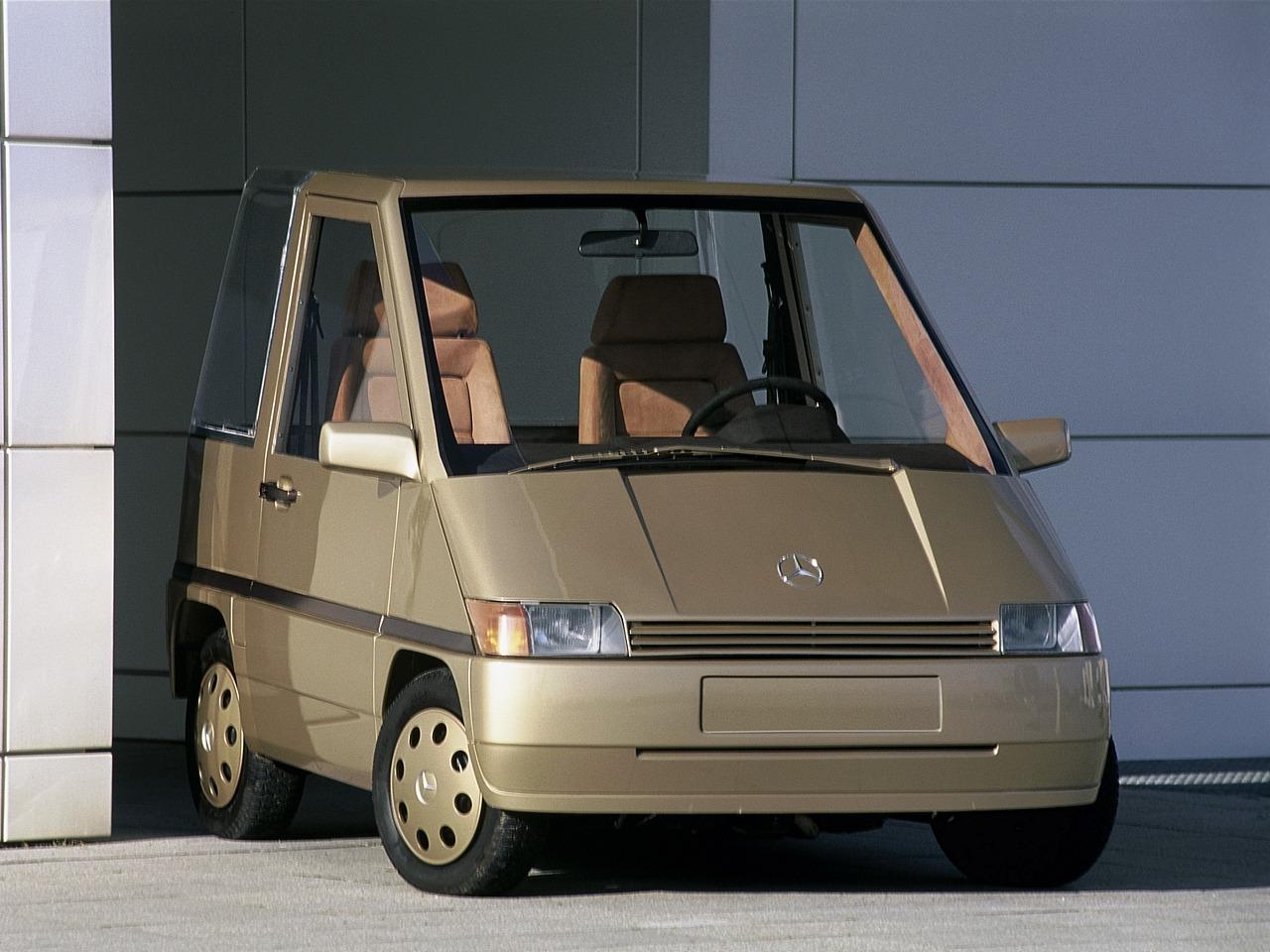 (CONCEITO): Mercedes-Benz NAFA Concept 1982 86062210