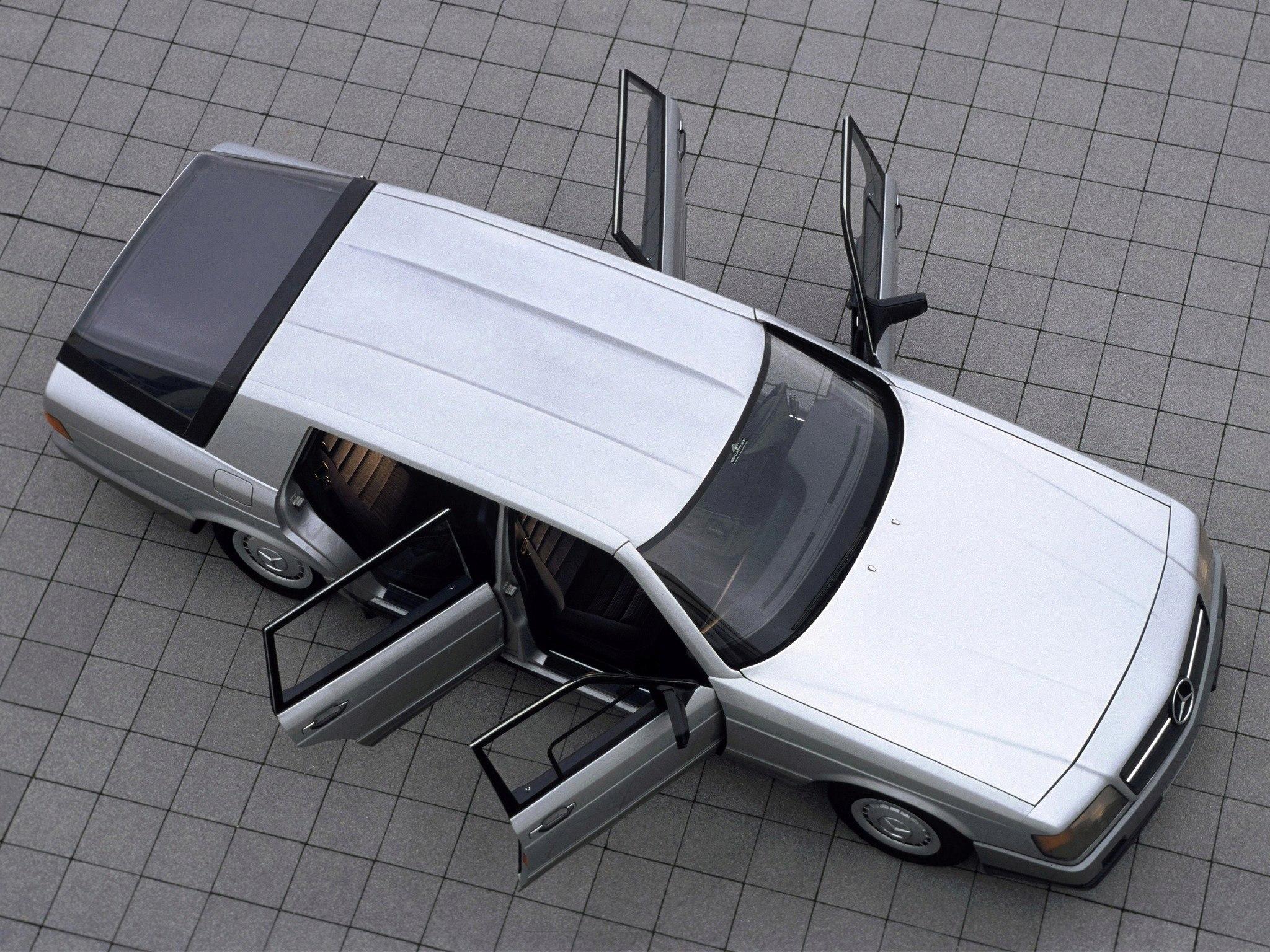 (CONCEITO): Vídeo - Mercedes-Benz 1981 - Auto 2000  88524010