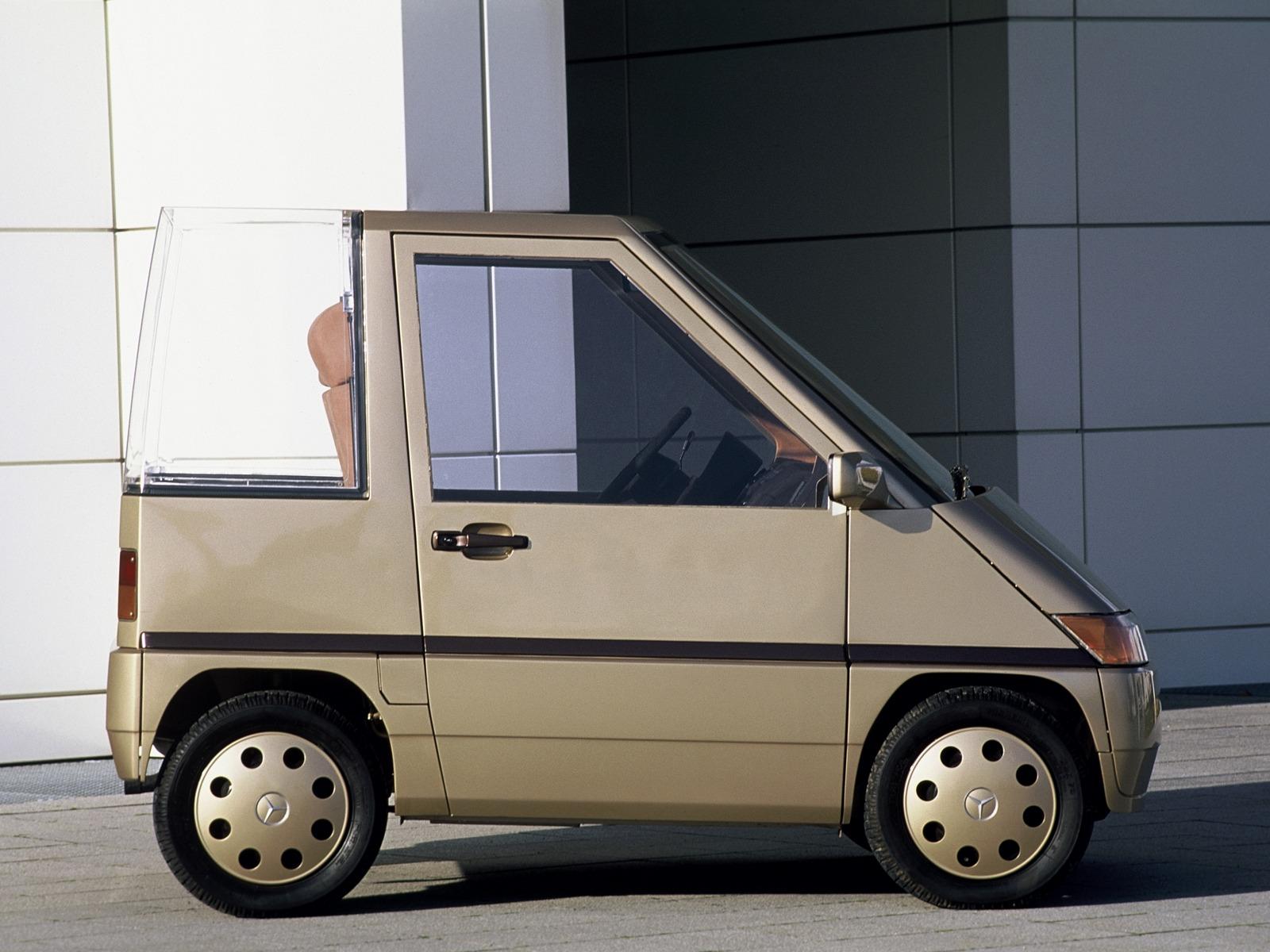 (CONCEITO): Mercedes-Benz NAFA Concept 1982 8be18510